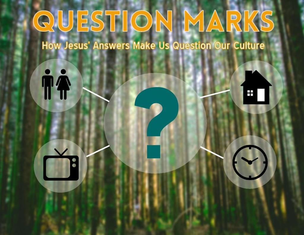 Question Marks-Sermon Series